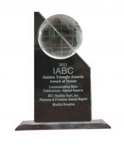 IABC Golden Triangle Award of Honor
