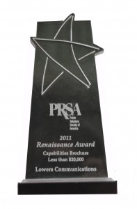 PRSA Award of Merit