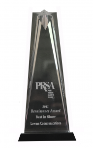 PRSA Best in Show