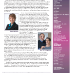 CCAC Newsletter page one