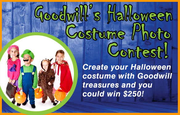Goodwill SWPA Halloween Costume Photo Contest