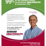 HealthSouth Print Ads