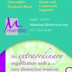 Mainstay Life Services Banners