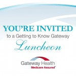 """Getting to Know Gateway Health"" Event Invitation"