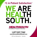 HealthSouth Out-of-home Advertisements