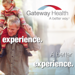 Gateway Health Table Top Display