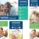 Gateway Health Trade Show Materials